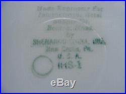 Shenango China Restaurant Ware International Hotel Supply Dinner Plate IHS-1