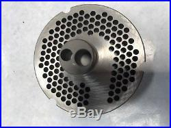 Speco Bone Collector Grinder Plate Size # 32 x 3/16 Hole