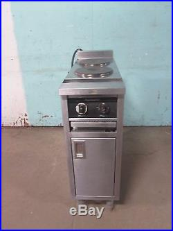 Toastmaster Ra12x4rd Commercial (nsf) 2 Hot Plates Dual Phase Electric Stove