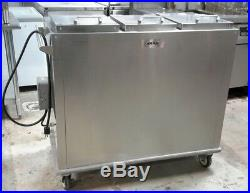Used Aladdin DH08 Commercial Dish Plate Warmer