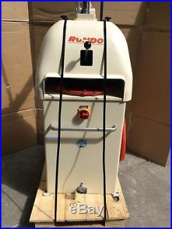 Very Nice Hardly Used Rondo 36 Part Dough Divider With 3 Rounder Plates