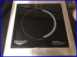Vollrath Induction Hot Plate 4 Burner