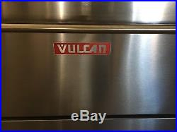 Vulcan Heavy Duty 6 Burner Hot Plate Electric Range with Oven E36L