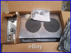 Wells H706 230 Electric Double Hot Plate Built-In Commercial STAINLESS 240V NEW