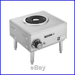 Wells H-33 Electric Single Burner Countertop Hot Plate