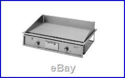 Wells PG-196-480V 34 Built-In Griddle Rangetop 1/2 Chrome Plate